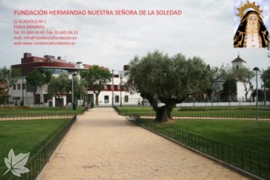 CENTRO DE DÍA NUESTRA SEÑORA DE LA SOLEDAD