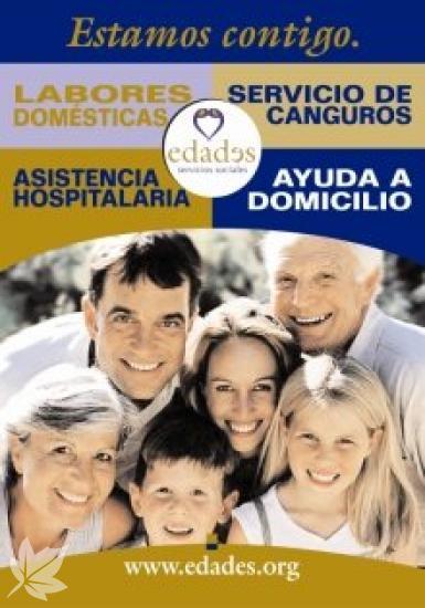 Cuidado Mayores - Ayuda a domicilio, labores domes