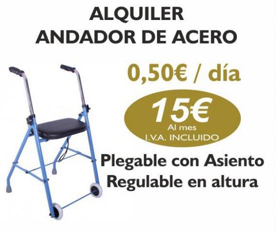 alquiler CAMAS GERIATRICAS ORTOPEDICAS 915021325