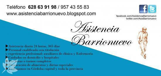 Asistencia Barrionuevo