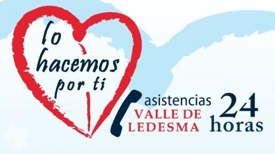 Valle de Ledesma asistencias 24 horas