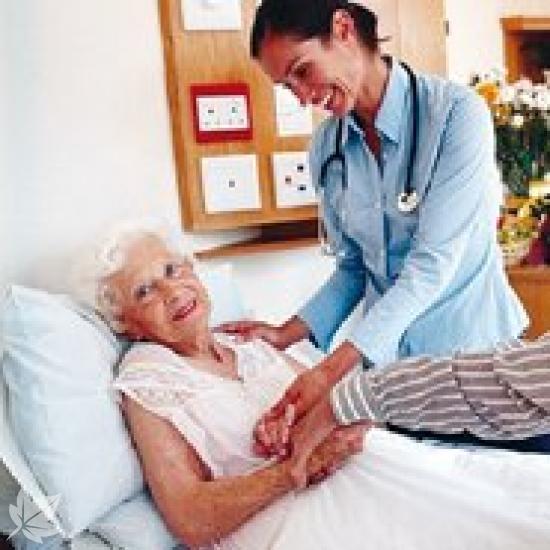 Cuidado de personas en el área hospitalaria