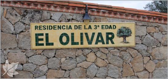 Residencia de ancianos El Olivar cerca de Madrid