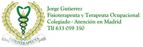 Fisioterapia Terapia Ocupacional domicilio Madrid