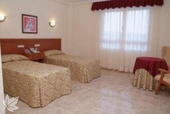 Hotel Residencia Las 4 Palmeras
