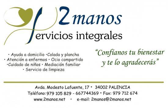 Ayuda a Domicilio (SAD) en Palencia