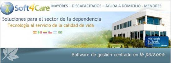 Soft4care - Servicios Domiciliarios
