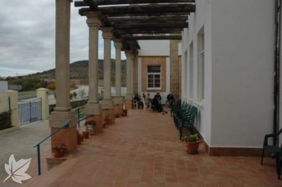 Residencia El Palazuelo, Alcocer, Guadalajara.