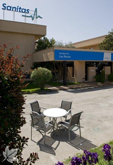 Centro de Día Las Rozas, Sanitas Mayores