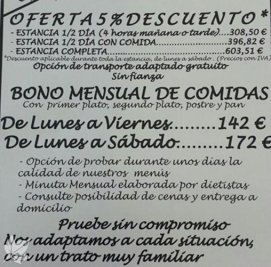 Centro de día María Moliner