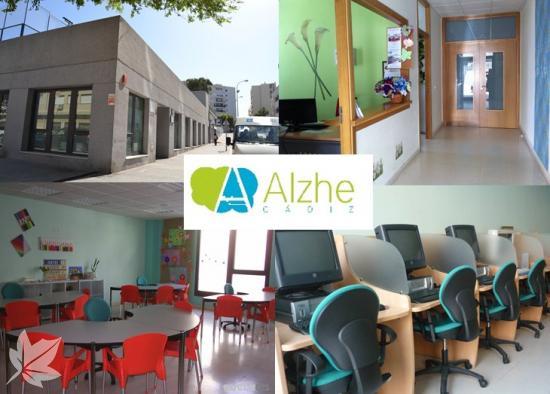 """Asociación """"Alzhe"""" de Cádiz"""