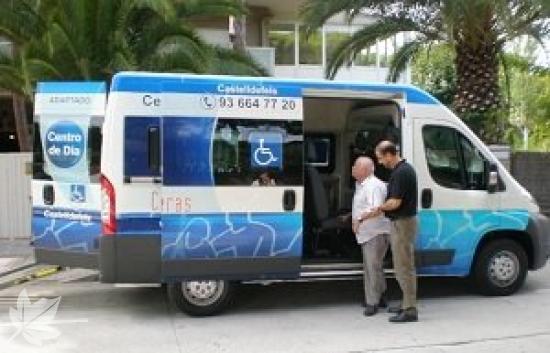Servicio de Centro de Día en Residencia Colonias Extranjeras de BCN
