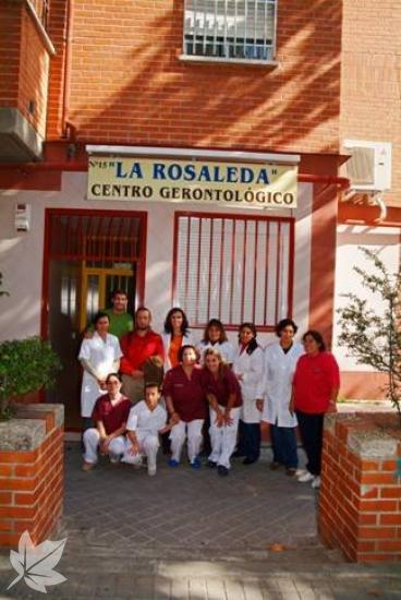 Respiro Familiar La Rosaleda