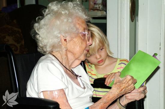 Limpieza a domicilio de ancianos