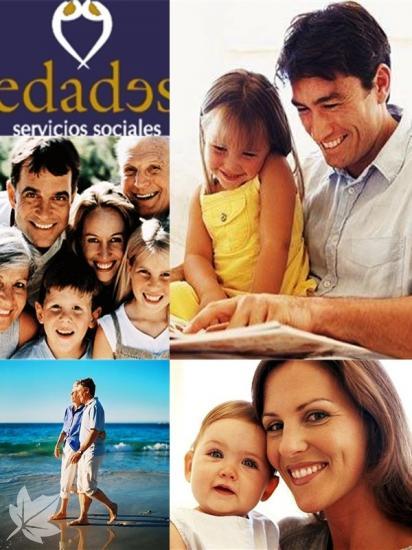EDADES VIGO, Servicios Sociales