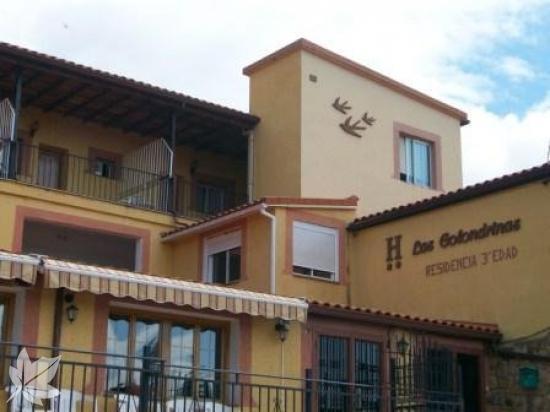 Centro para mayores Las Golondrinas - Robledo de Chavela