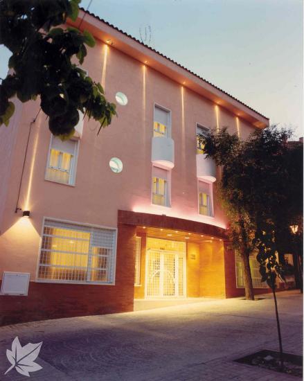 Residencia de Ancianos Palacios