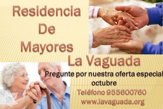 Residencia de Mayores válidos