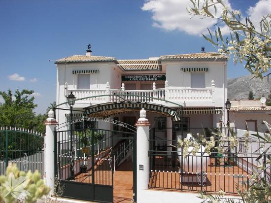 Centro Geriátrico de Atención al Mayor LOS SIFONES