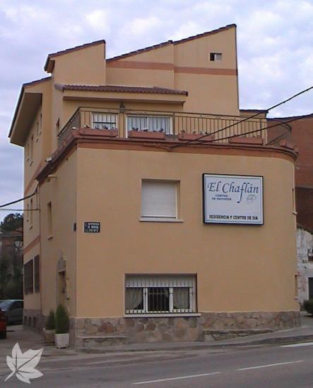 """""""El Chaflán"""" Centro de Mayores"""