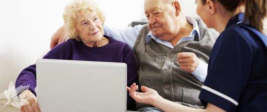 Grup MS - Cuidado de personas mayores Barcelona