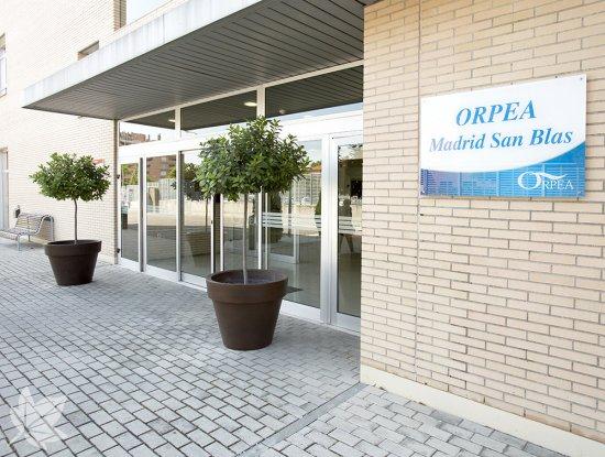 Centro de día ORPEA Madrid San Blas