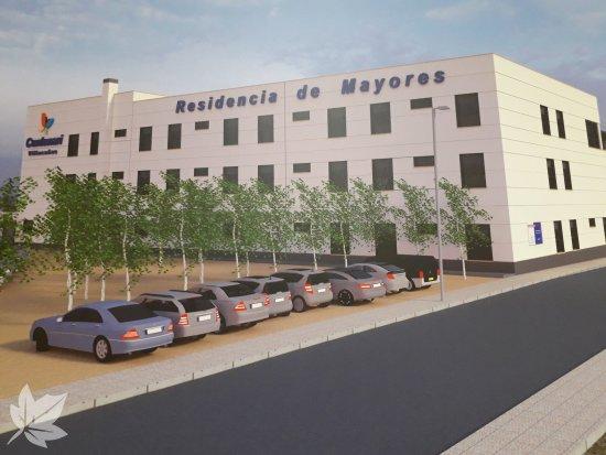RESIDENCIA DE MAYORES EN VILLACAÑAS.