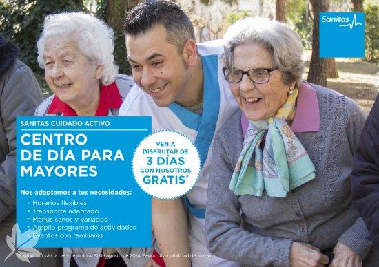 Centro de Día Mirasierra, Sanitas Mayores