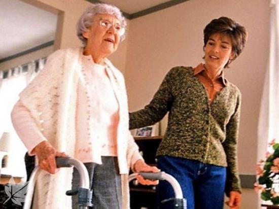 Cuidado de mayores y enfermos