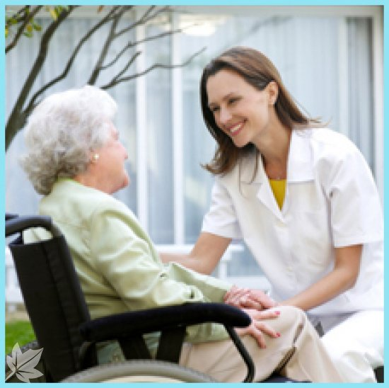 Cuidado de personas mayores, cuidado de niños
