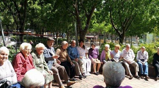 Centre de dia per gent gran Mi Pilar BCN 2010 ,S.L