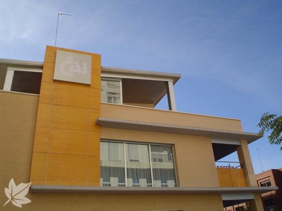 Centro de Día CAI- Ozanam (Calle Pomaron)