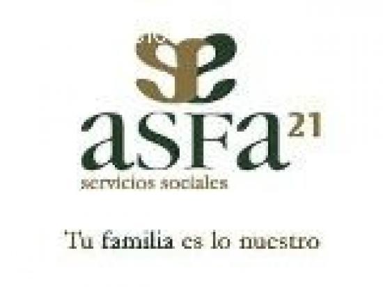 Asfa21 Servicios Sociales Murcia