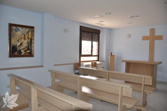 Residencia Mª Magdalena de Layos