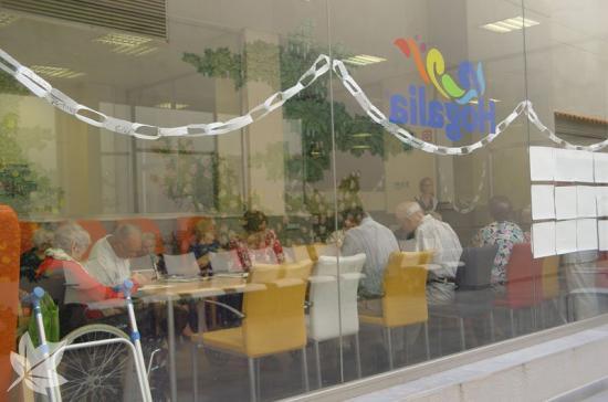 Centros de Día en Valencia. HOGALIA