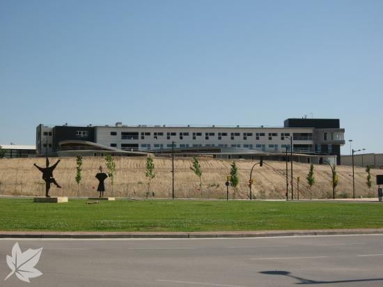 Residencia de Mayores Juslibol. ( grupo Rey Ardid )