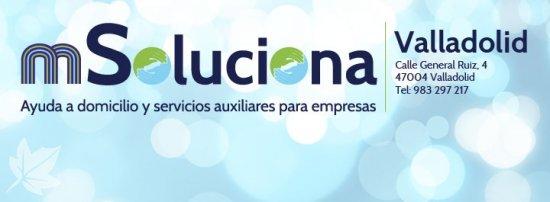 AYUDA A DOMICILIO MSOLUCIONA VALLADOLID
