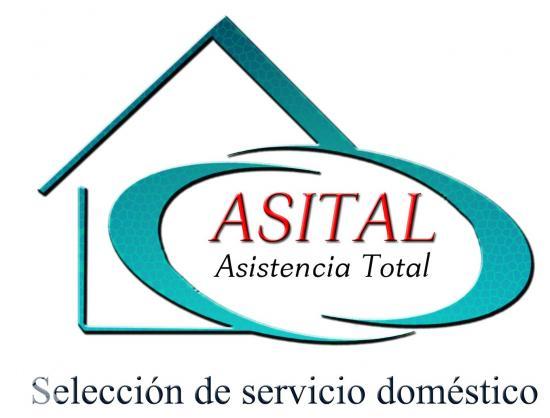 Interna cuidado de mayores y ser.domestico en Madrid