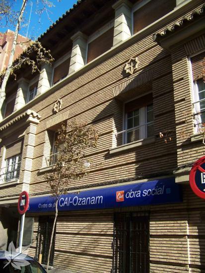 Centro de día CAI-Ozanam (calle Venecia)