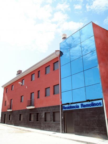 Residencia Remolinos en Zaragoza