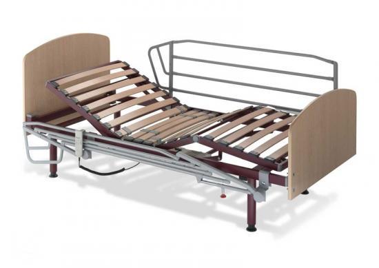 Alquiler de cama articulada