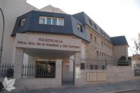 RESIDENCIA NTRA. SRA. DE LA SOLEDAD Y DEL CARMEN