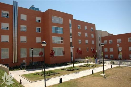 Residencia AMAVIR Ciudad Lineal