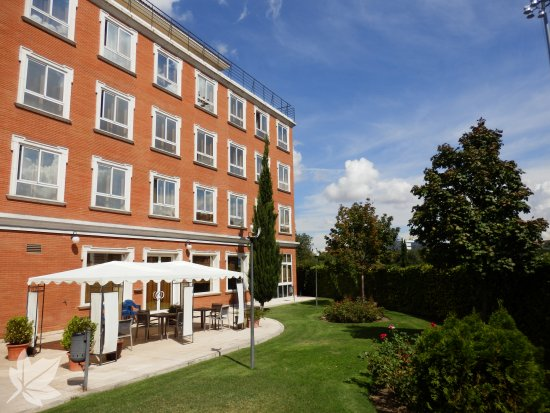 Residencia Caser Santa Hortensia