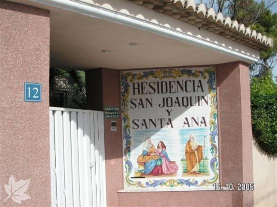 SAN JOAQUÍN Y STA. ANA, S. L.
