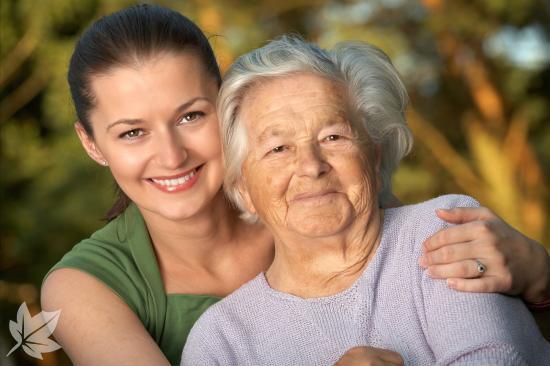 Cuidado de personas mayores y dependientes