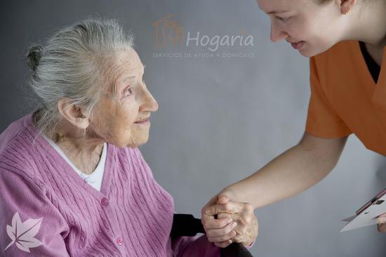 Cuidado de mayores, discapacitados y niños