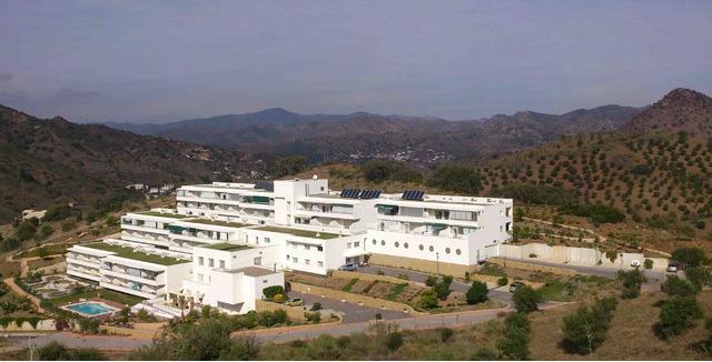 Cohousing Residencial Puerto de la Luz en Málaga