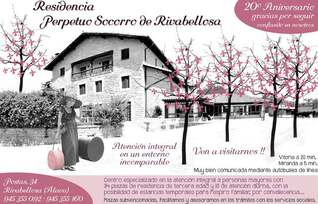 Residencia Perpetuo Socorro de Rivabellosa