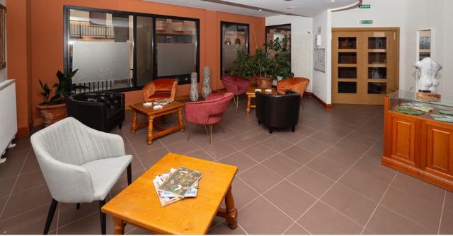 Residencia de ancianos en Manzanares el Real